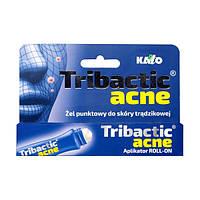 Гель от прыщей точечный Тribactic acne 15 мл (12345)