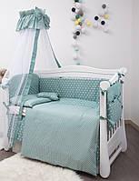 Детская постель Twins Premium Modern Retro love P-109 , фото 1