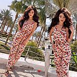 Женский комбинезон брюками в расцветках, фото 10