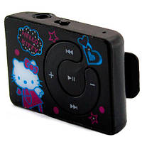 MP3 Плеер Hello Kitty Черный