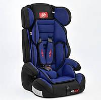 Автокресло универсальное E 1405 цвет чёрно-синий (9-36 кг)