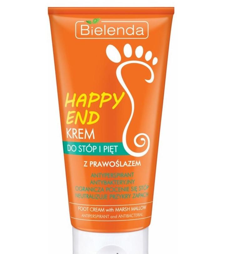 Крем Bielenda дезодорирующий и антибактериальный  для ног  125 мл