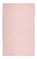 Детский плед накидка Barine  Twinkle Star pink 130*170 розовый (227465627)