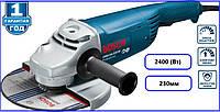 💡Болгарка BOSCH GWS 24-230H (заводская сборка) Румуния