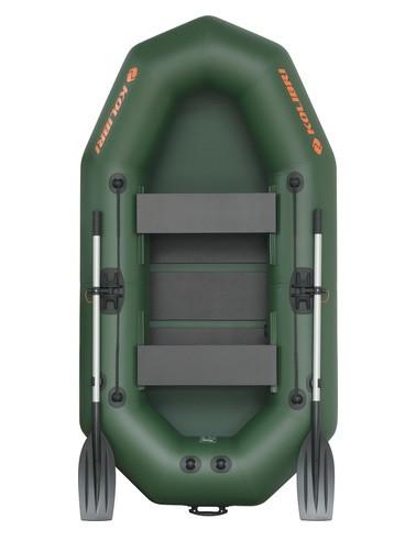 Лодка надувная Колибри из пвх к-250тх (без комплектации)