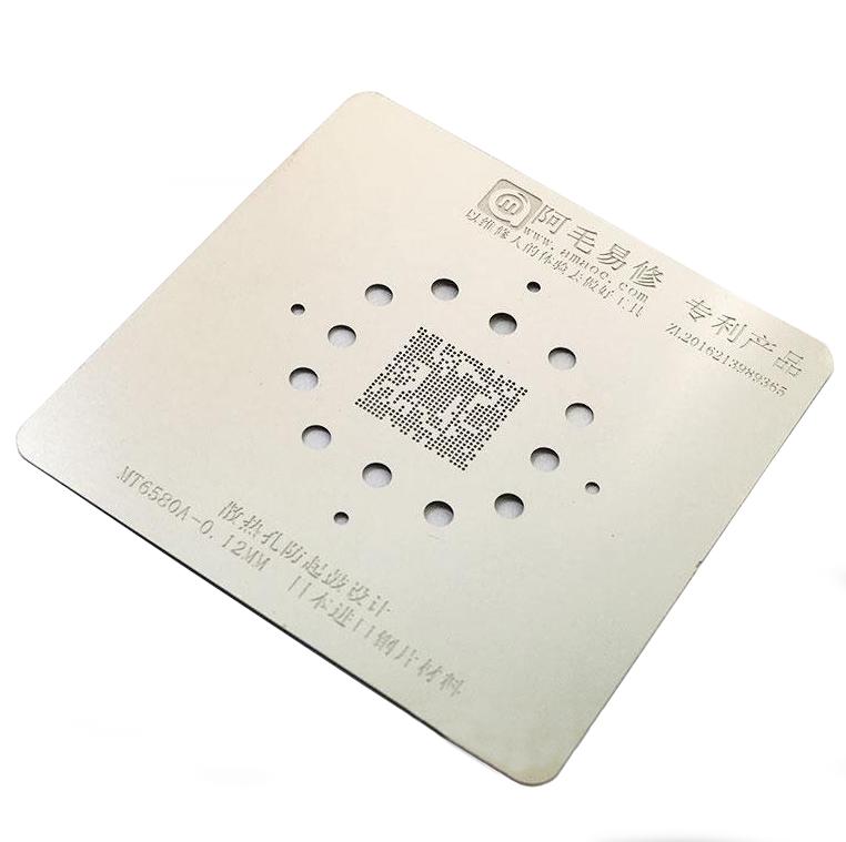 Трафарет BGA Amaoe для процессора Mediatek MT6580A