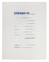 Скоросшиватель картон Скоросшиватель А4 картон 0.3 мм Buromax BM.3336