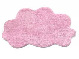 Коврик в детскую комнату Irya  Cloud pembe 50*80 розовый (8699396064189)