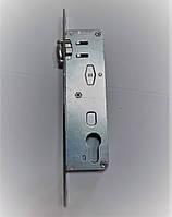Врезной дверной замок Vorne с роликом (DM 30) для дверей ПВХ