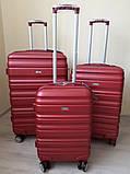 WORDLAINE 628 AIRTEX Франція ABS Polycarbonate валізи чемоданы, фото 4