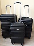 WORDLAINE 628 AIRTEX Франція ABS Polycarbonate валізи чемоданы, фото 6