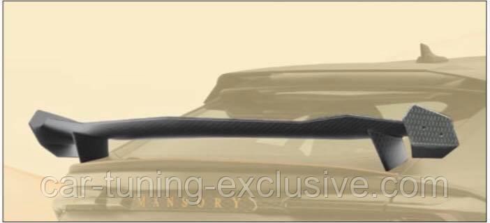 MANSORY performance wing for Lamborghini Urus