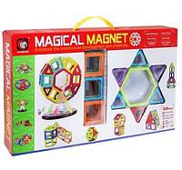 Магнитный 3D конструктор 703 Magical Magnet, 52 детали (артикул 703)