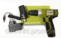 Шуруповерт Eltos ТАК-12DFR , швидкознімний патрон, фото 3