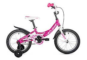 """Велосипед SPELLI 2019 PONY 16"""" розовый (pink)"""