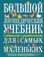 Большой логопедический учебник с заданиями и упражнениями для самых маленьких, 978-5-699-52609-3