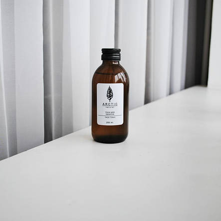Трав'яний тонік для для жирної та комбінованої шкіри 200 мл, фото 2