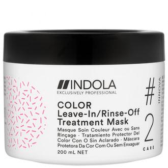 Маска для окрашенных волос Indola Innova Color Leave-In Treatment, 1500 мл
