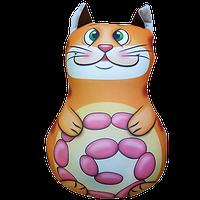 """Антистресова іграшка """"Кіт з Ковбасою"""""""