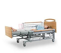 Медицинская кровать с туалетом Е08. Функциональная кровать. Кровать для реабилитации. Для инвалида. , фото 2