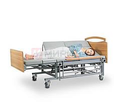 Медицинская кровать с туалетом Е08. Функциональная кровать. Кровать для реабилитации. Для инвалида. , фото 3