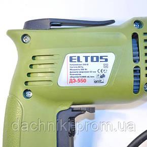 Дрель ELTOS ДЭ-550, фото 2