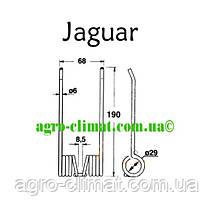 Палец пружинный для пресс подборщика Claas Variant, Jaguar (каталожный номер 918238, 918239), фото 3