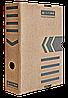 Архивный бокс Бокс для архивации документов 80 мм JOBMAX Buromax BM.3260-34 крафт