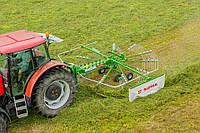 Валкообразователи роторные для сена Sipma ZK 350 (грабли карусельные)