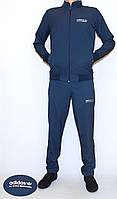 Мужской  спортивный костюм микрофибра Adidas 6226 (Реплика)