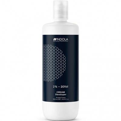 КрКрем-проявитель 2% (7 Vol) Indola Cream Developer 1000 млeloper 1000 мл