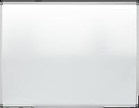 Доска сухостираемая Доска магнитная для письма маркером, 90х120см алюминиевая рамка BM.0003 Buromax