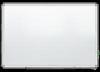 Доска сухостираемая Доска магнитная для письма маркером 60х90см алюминиевая рамка BM.0002 Buromax