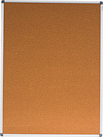 Доска пробковая 90х120см алюминиевая рамка BM.0018 Buromax