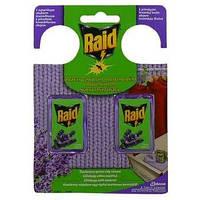 Средство от насекомых Raid-антимоль средство от моли Гель лаванда Raid 0158400