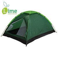 Палатка туристическая двухместная, FTD-1101