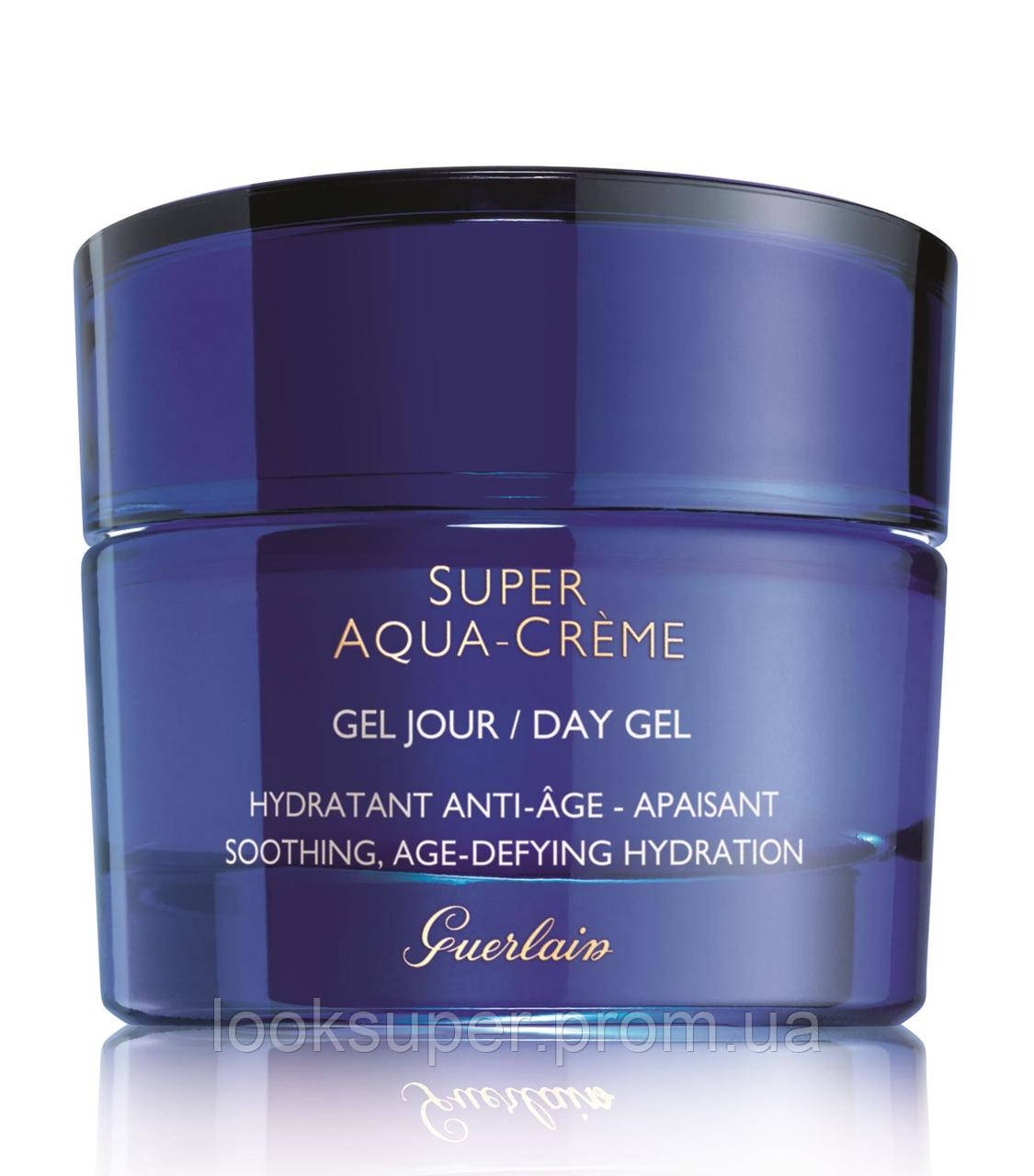 Дневной гель-крем для лица  Guerlain Super Aqua-Crème Day Gel