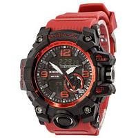 Casio G-Shock GG-1000 Black-Red Wristband
