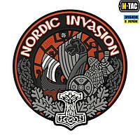 Патч М-Тac Nordic Invasion 3D ПВХ