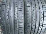 Літні шини 225/40R18 Continental ContiSportContact Y XL, фото 7