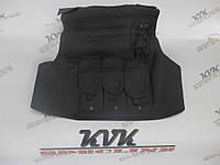 Чехол под бронежилет Панцирь ПМ+АК+Гранаты, фото 1