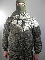Куртка пиксель, зима Укр Армия, (опт и розн) камуфляжный MARPAT Woodla, фото 1
