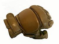 Перчатки тактические спецназ(Олива), фото 1