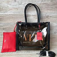 Силиконовая брендовая сумочка Valentino, фото 1