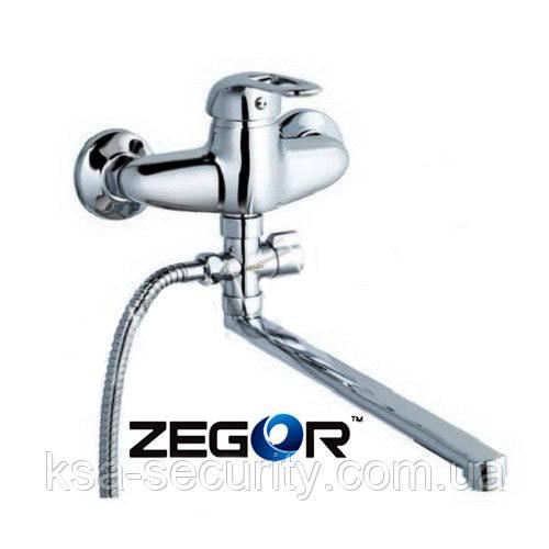 Смеситель для ванны ZEGOR LZS-А171 (Зегор)