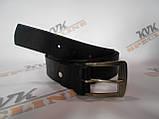Ремень охранника классический черный (Арт. О1), фото 5