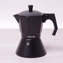 Кофеварка гейзерная 450мл Kamille 2513