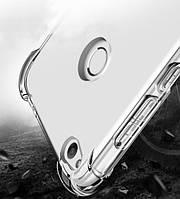 Противоударный силиконовый чехол для Huawei P30 Lite