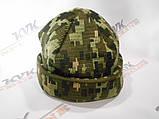 Шапка зимова Military Cap Digital (ЗСУ) піксель, фото 3