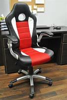 Офісне крісло комп'ютерне спортивне HQ червоне Офисное компьютерное кресло спортивное Польша НОВЕ